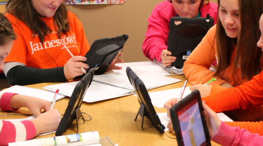 Teaching with technology: flipped classrooms ParksRapidEnterprise.com