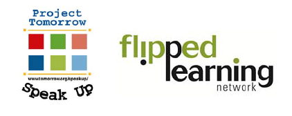 FLN and project Speak Up logos