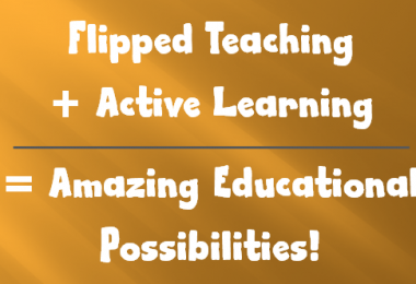Flipped+Active=Amazing