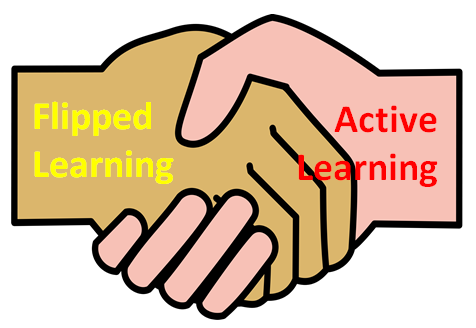 Flipped-Learning-Active-Learning